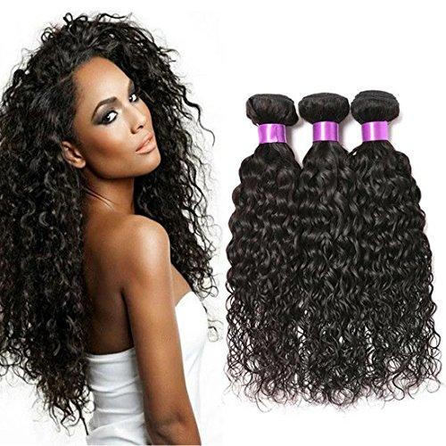 wet and wavy hair bundles - 1