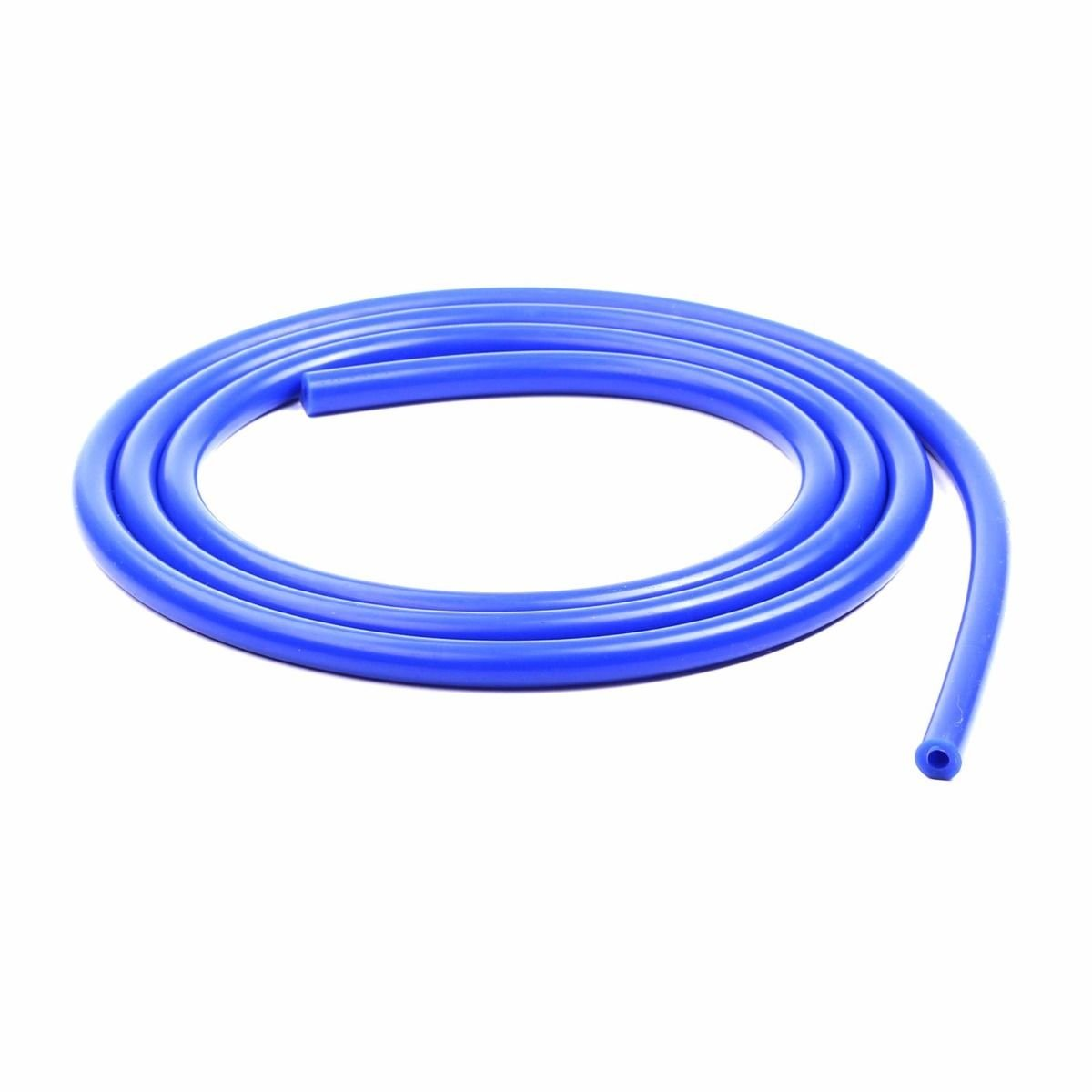 15/32' 12mm Silicone Vacuum Hose Tube High Performance 1 Foot Blue yjracing
