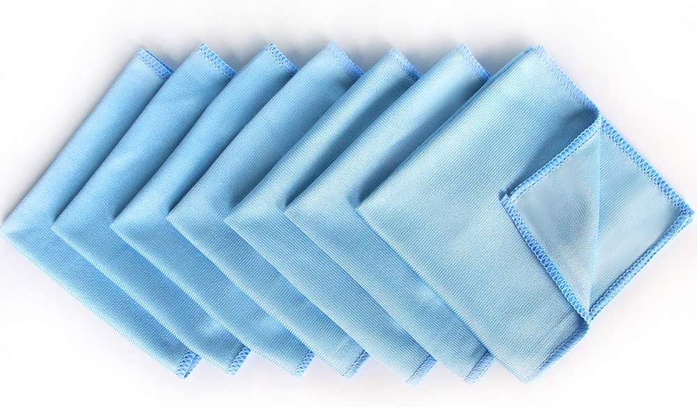 Auto Care Glass Cleaning Cloths Towels
