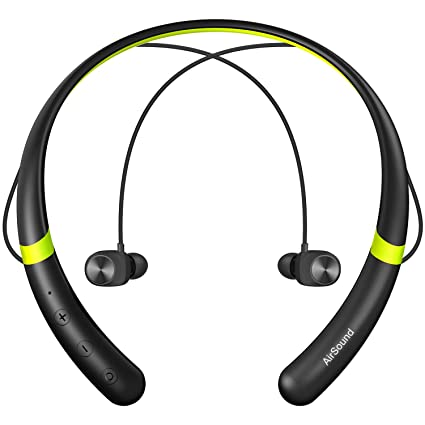b3c2b62b1a0 AirSound X100 in Ear Wireless Bluetooth Headset: Amazon.in: Electronics