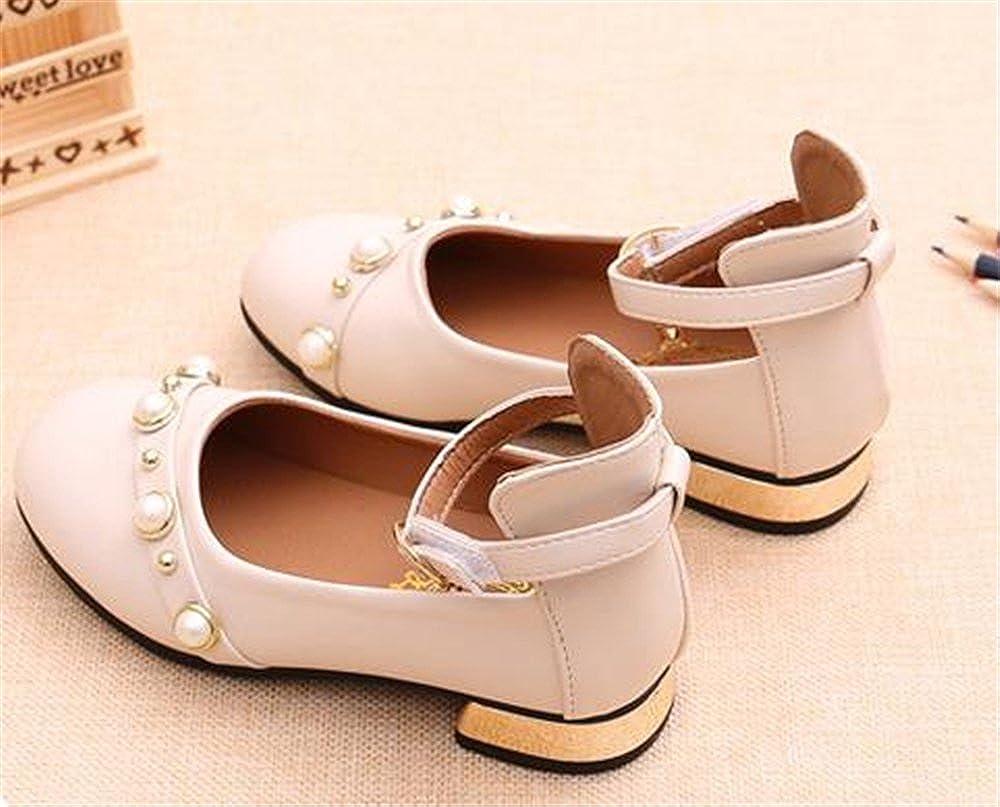 Dolwins Little Girls Comfortable Slip On Ballerina Flat Shoes