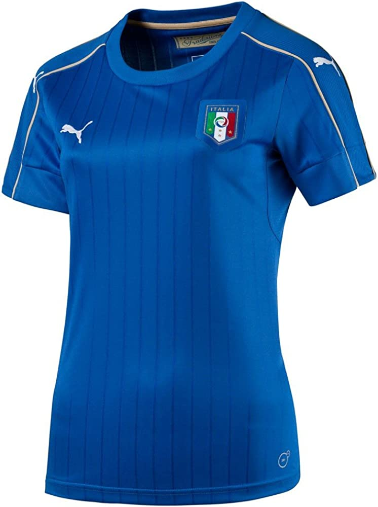 Top 9 Puma Figc Italy Home Football Soccer Jersey