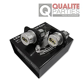 2 x 12W LED STANDLICHT MARKER ANGEL EYE Qualite Parties