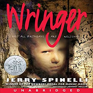 Wringer Audiobook