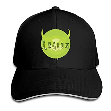 Ready For Legion World Of Warcraft Sandwich Visor Low Profile Pro Style Caps  Black d024f81a7b79