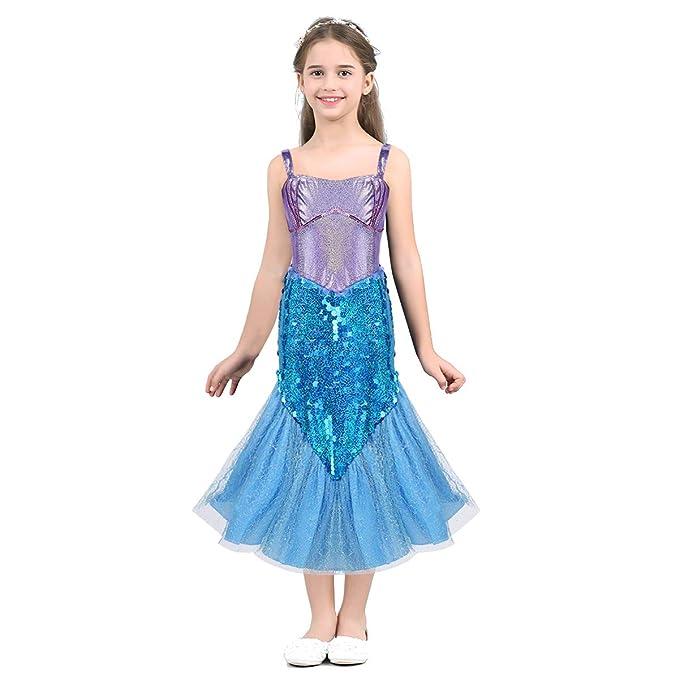 Vestido Para De Fiesta Sin Niña Manga Alvivi Princesa Elegante pSUzVqM