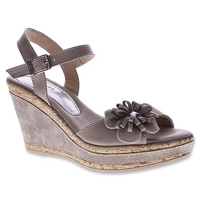 Spring Step Azura Women's CASOLA Beige Sandals 41 M EU, ...