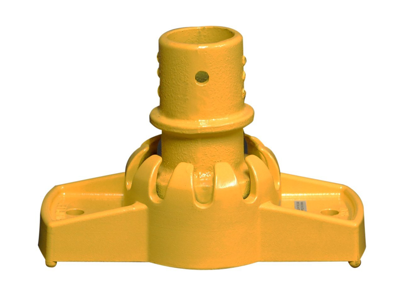 Simplex SE16 Steel Screw End Trench Brace, 10'' Travel used with 1.5'' Diameter Pipe