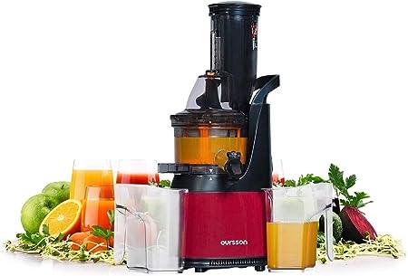 Oursson Extractor de zumo de frutas y verduras Vitality ...