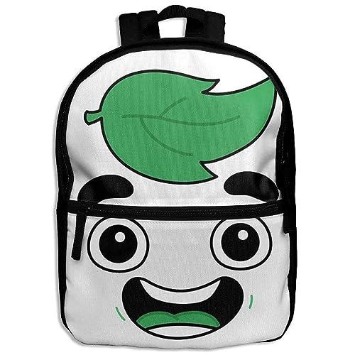 HOJJP Patrones de jugo de guayaba de moda para niña infantil Impreso mochila escolar: Amazon.es: Zapatos y complementos
