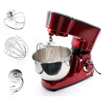 3 en 1 Batidora de comida batidor eléctrico 1000 W 5L herramientas automáticas de cocina de mezclador licuadora eléctrico: Amazon.es: Hogar