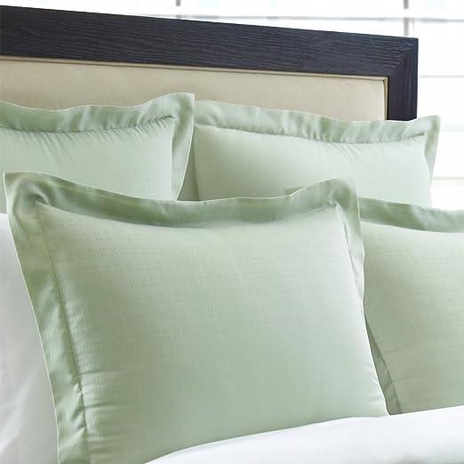 24-Pack WestPoint Home Standard Martex 1C88815 21-Inch x 26-Inch Suites Sham Desert Sage