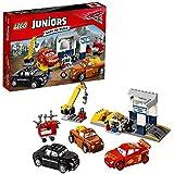 LEGO - 10743 - Juniors - Jeu de Construction - Le garage de Smokey
