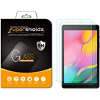 (2 Pack) Supershieldz for Samsung Galaxy Tab A 8.0 (2019) (SM-T290 Model only) Tempered Glass Screen Protector, Anti Scratch, Bubble Free