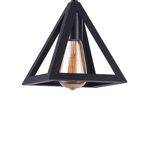 Amazon.com: Raekor - Lámpara de techo de 7.1 in con diseño ...