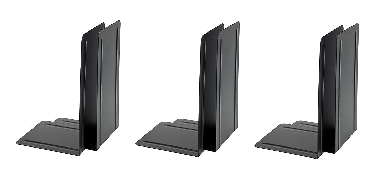 Alco 4303-11 Buchstü tzen aus Metall 130x240x140 mm, Inh.2, schwarz