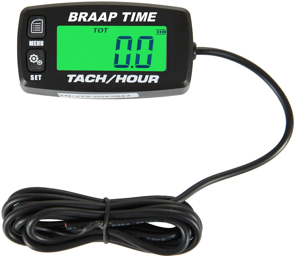 Galleon - A1Choice® Hour Meter & Tachometer UNIVERSAL