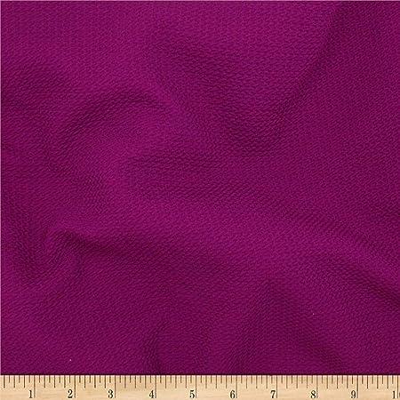 Loralie Harris Pimienta Puntos Tela Artesanal material de algodón irregular Rosa Negro Dotty