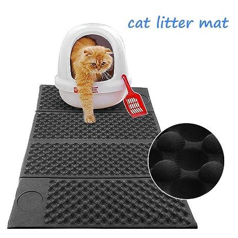 Hamkaw - Esterilla de Doble Cara para Gato, Impermeable, Plegable ...
