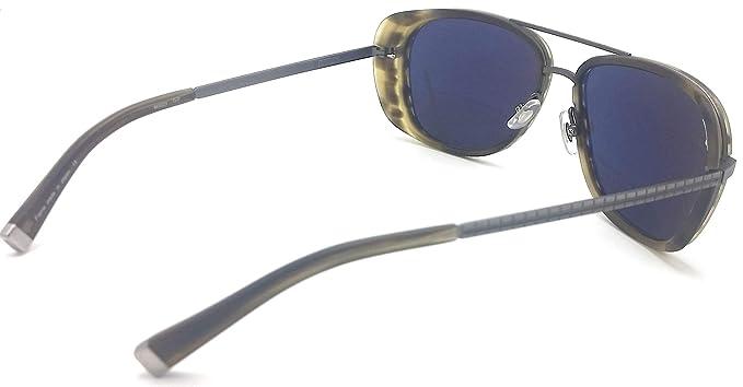 Amazon.com: Matsuda M3023 Iron Man 3 - Gafas de sol AS-MOG ...