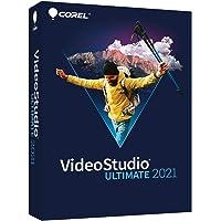Corel VideoStudio 2021 Ultimate Video & Movi eEditing Software   Slideshow Maker, Screen Recorder, DVD Burner [PCDisc…
