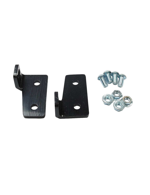 Lower Control Arms Suspensio Kit Fit for 1992-1995 Honda Civic Acura Integra EG BLACKHORSE-RACING Rear Lower Control Arm Subframe Rear Lower Tie Bar Subframe Brace Arm
