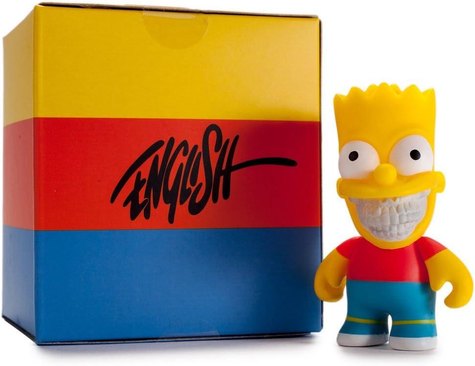 Los Simpson Figura Bart Grin by Ron English 8 cm
