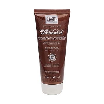 Amazon.com: Martiderm Anti Seborrhoeic Hair Loss Shampoo ...