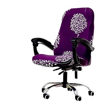 Amazon.com: Deisy Dee – Fundas para silla de oficina ...
