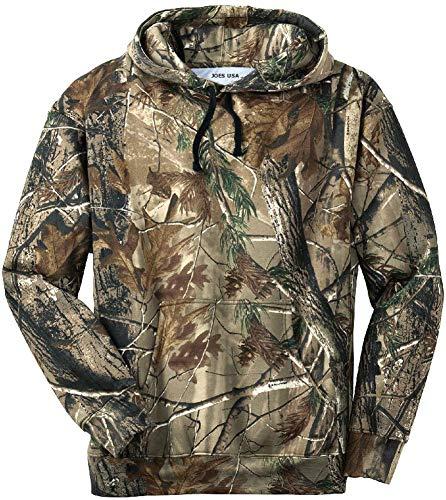 (Joe's USA(tm) - Realtree Hoodie Pullover Sweatshirt- Camo Hooded Hunting)