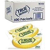 True Lemon Bulk Pack, 500 Count with 5 FREE True Lemon Variety Lemonade Sample Sticks
