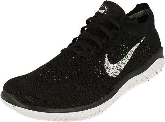 7. Nike Men's Free RN Flyknit Running Shoe