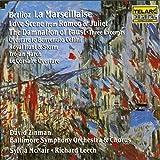 zinman great symphonies - Berlioz: La Marseillaise - Love Scene from Roméo & Juliet - The Damnation of Faust, Three Excerpts, etc... / McNair, Leech, Zinman