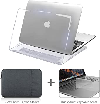 "2in1 Glitter Bling Shiny// Marble Matte Case For MacBook PRO 13/""//13.3/""A1425 A1502"