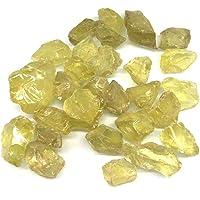 100 De Cuarzo Citrino Natural Crudo Piedras Irregulares Piedras De Cristal En Bruto Piedras Originales para Curar…