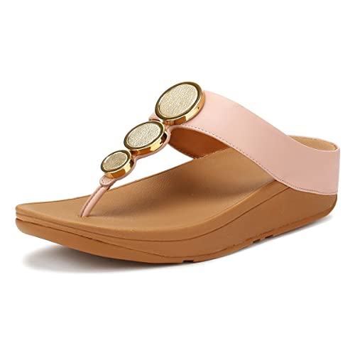 8f644b0554394 Fitflop Women s Halo Toe Thong Sandals Platform  Amazon.co.uk  Shoes ...