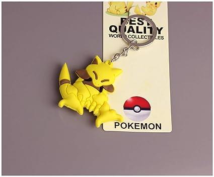 Amazon.com : New Pikachu Keychain Pocket Monster Key Holder ...