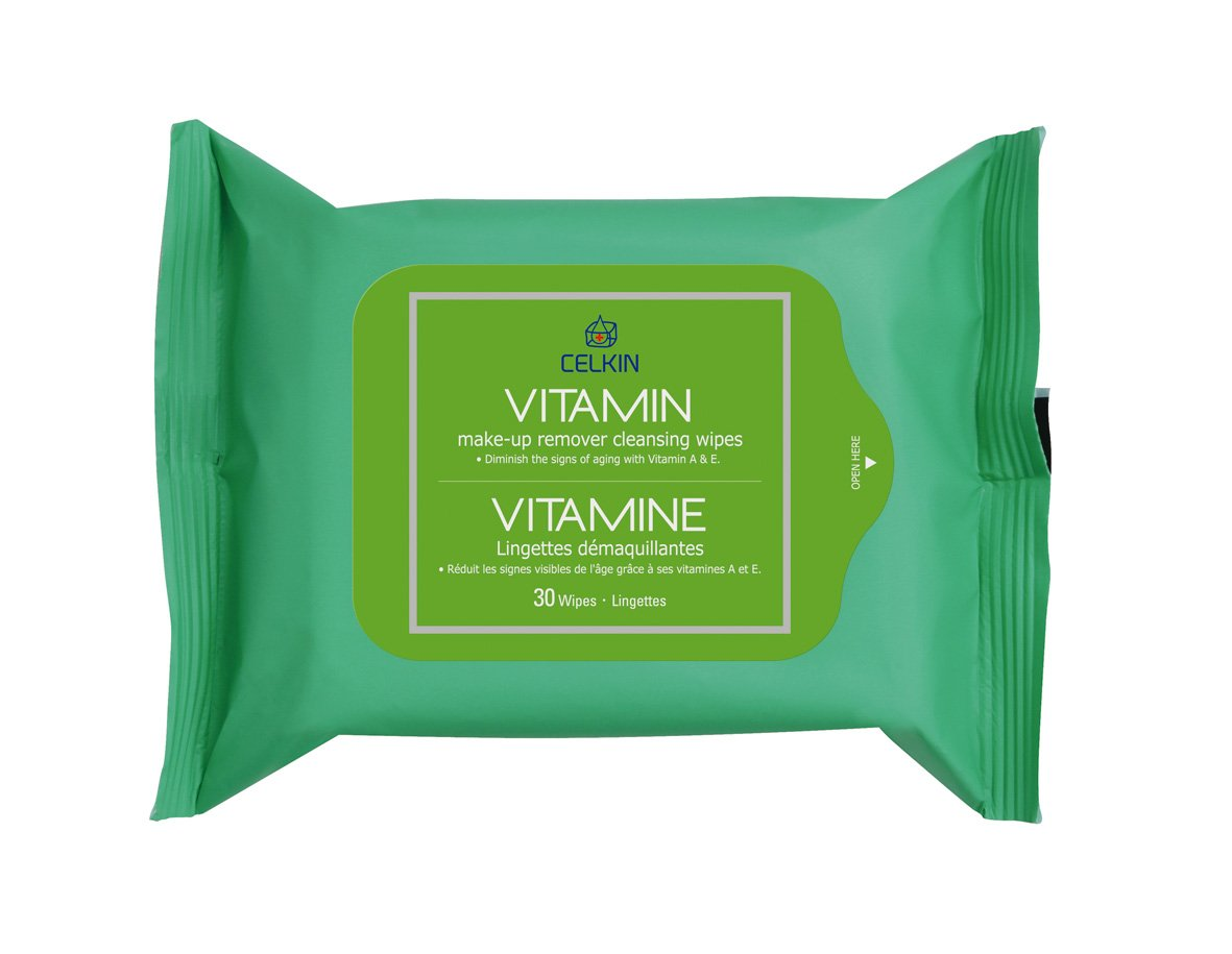 Vitamin Make-up Remover Cleansing Wipes 10 Packs, 300 Wipes