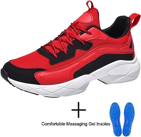 WYEZ Zapatillas Deportivas Mujer, Zapatillas Deportivas para Correr, Ligeras Exteriores, Zapatillas Deportivas Suaves para Correr: Amazon.es: Deportes y aire libre
