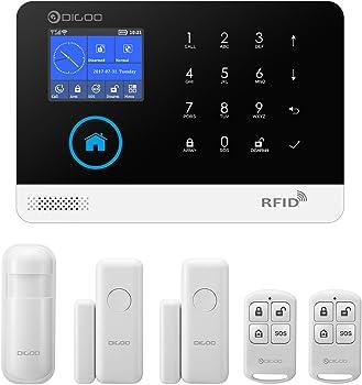 Digoo Wireless Home & Business Security Alarm System