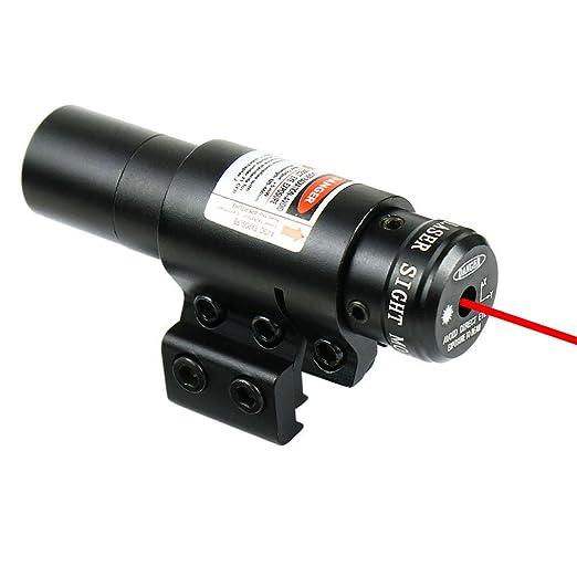 16 opinioni per Spike Compact Red Dot Laser regolabile con supporto Picatinny 20 mm per binari &