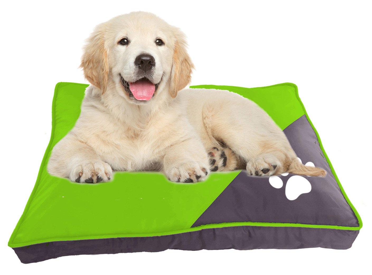 L, Fucsia BPS R BPS Colchoneta Cuna para Perros Mascotas Cama de Verano Colch/ón Manta Sof/á Suave con Material Tela Oxford Varios Colores y 2 Medidas para Elegir