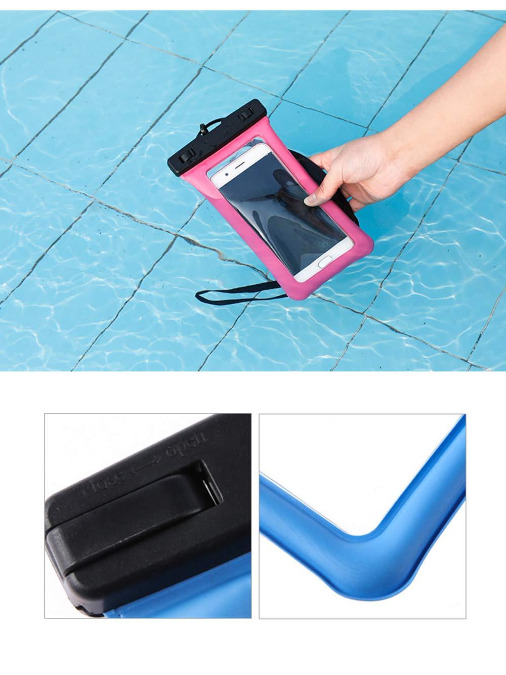 azul KAEHA fsd-0001-02-x Funda para tel/éfono m/óvil para rafting al aire libre