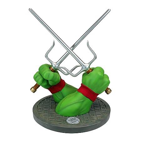 Tortugas Ninja Réplica 1/1 Raphael Sai Set 45 cm: Amazon.es ...