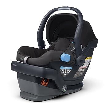 Amazon.com : UPPAbaby 2014 MESA Infant Car Seat, Jake Black ...