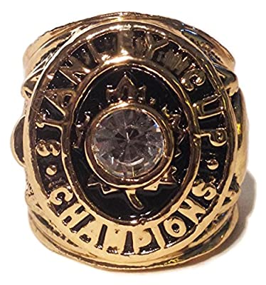 1967 Stanley Cup Ring Replica - Toronto Maple Leafs