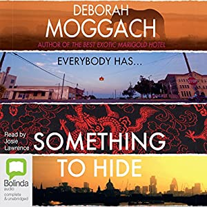 Something to Hide Audiobook