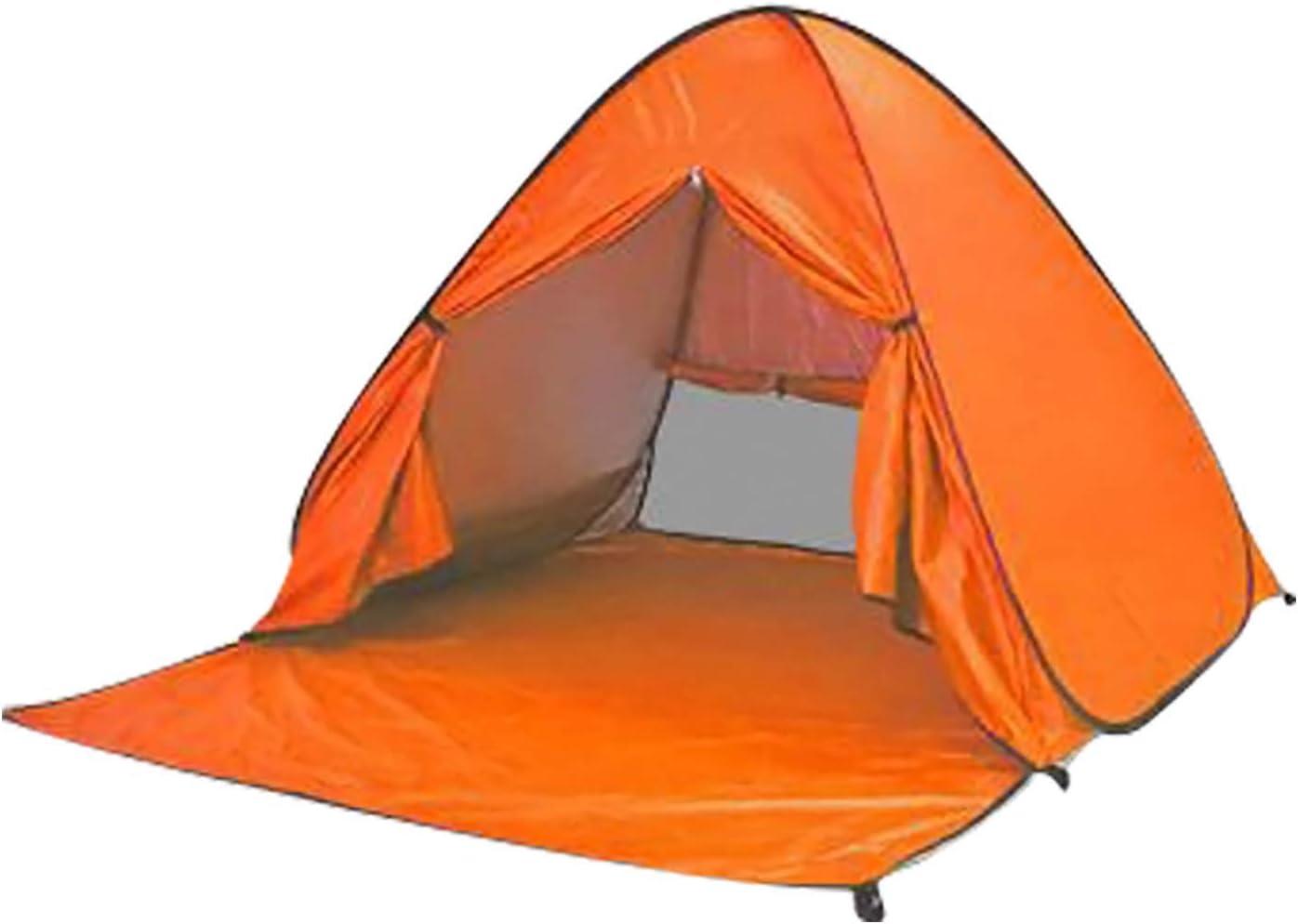URBEST Pop Up Tent, Beach Tent Sun Shelter Instant Sun Shade Portable UV Tent Baby Sun Cabana with Zipper Door for Garden/Beach Times