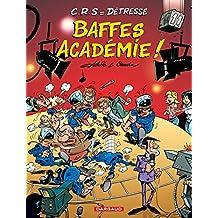 CRS = Détresse 11 Baffes Académie!