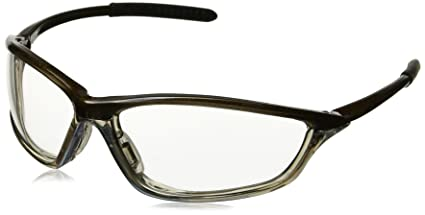 6d077eda56 MCR Safety SH130AF Shock Safety Glasses with Chameleon Clear Chrome ...